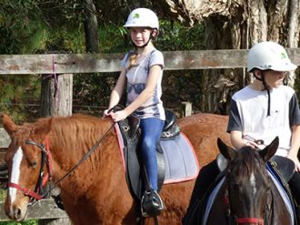 Horse riding at Camp - Year Suncoast
