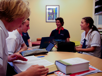Christian Studies Students at Suncoast Christian College