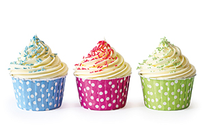 Birthday Cup Cakes - Suncoast Christian College Cafe`