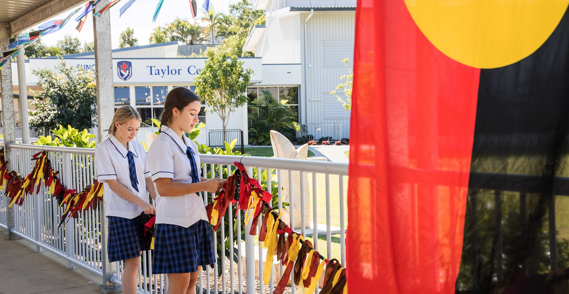 Practical Reconciliation - Suncoast Christian College Students - Reconciliation Week 2020