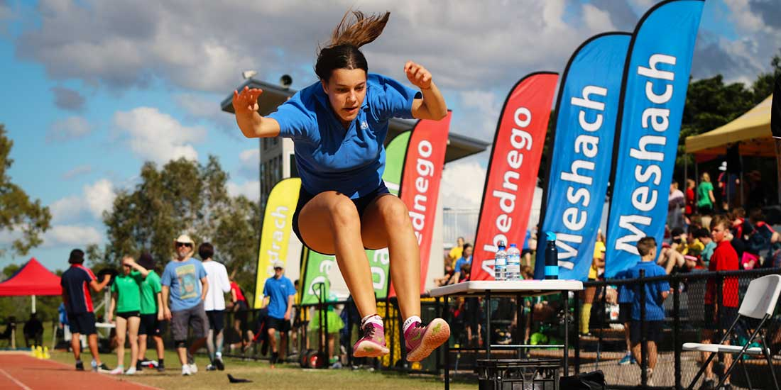 Suncoast Secondary Inter-House Athletics Carnival